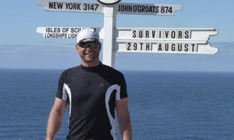 Jonathan Acott survivor
